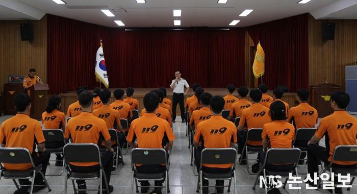 (0722)논산소방서, 신임소방공무원 실습.JPG