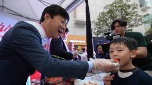 [포토뉴스] 논산딸기 베트남서 '인기몰이'