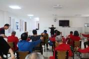 논산시보건소, 정신요양원 방문 재활 운동 프로그램 운영