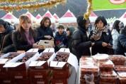 달콤쫄깃한 곶감의 계절, 제17회 양촌곶감축제 14일 '팡파르'